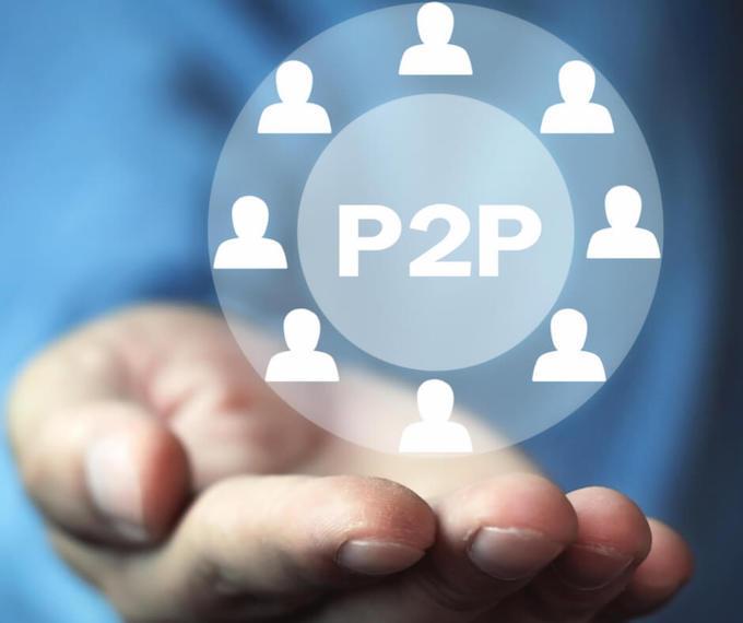 bitcoin p2p skolinimo platformos)